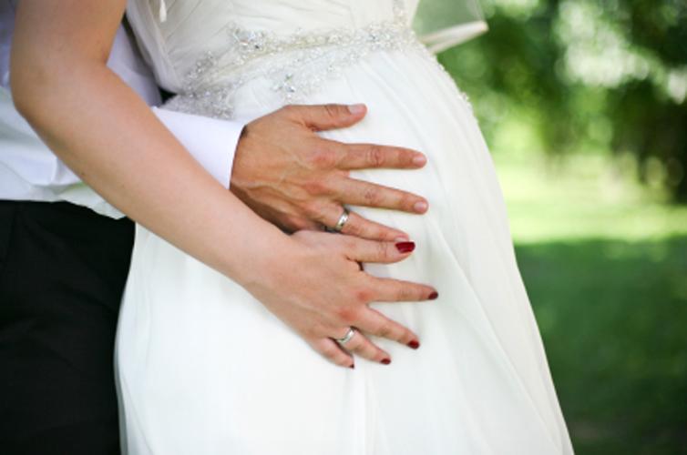 К чему снится собственная свадьба беременной девушке 24
