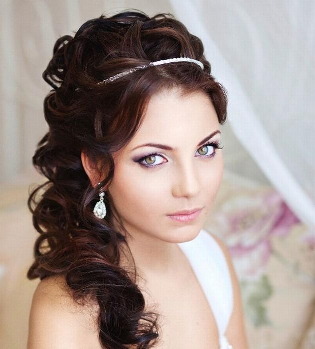 Прическа в греческом стиле свадебная