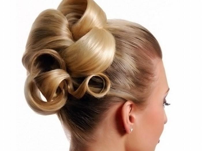 картинки женские прически на длинные волосы