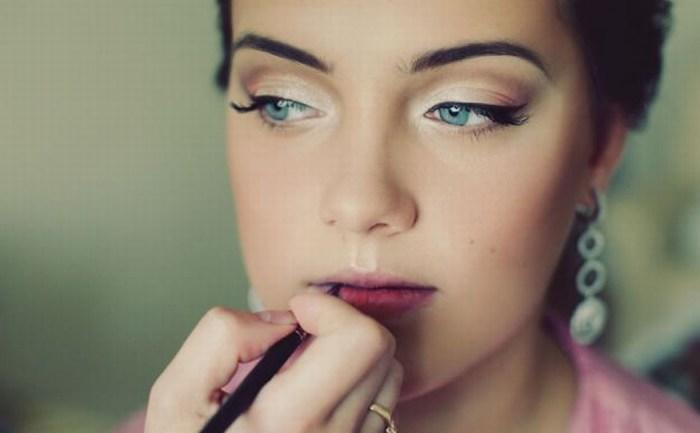 Маникюр бордо на короткие ногти фото дизайн 2018