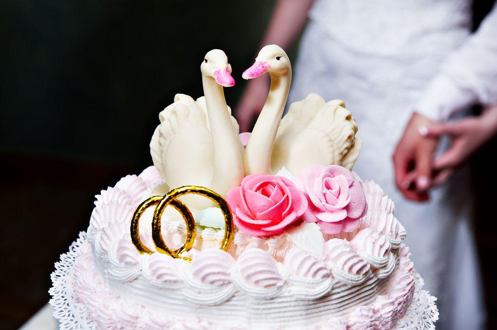 Свадебные торты фото своими руками