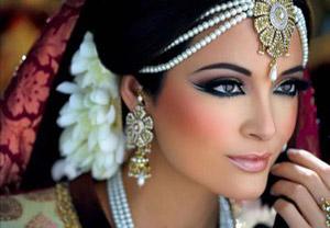 Вечерний макияж для свадебного торжества