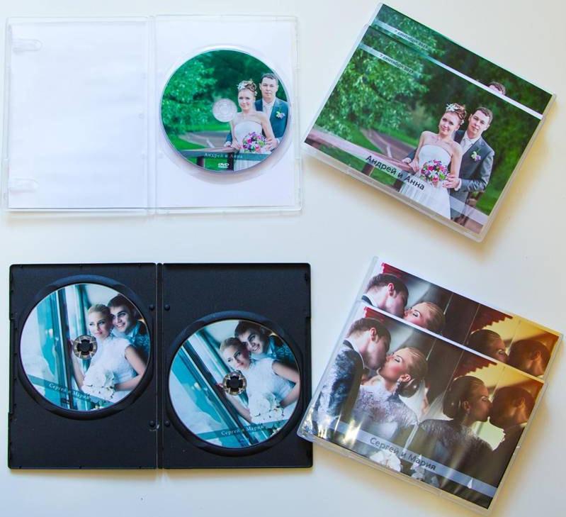 Видеоролики на dvd и blue ray