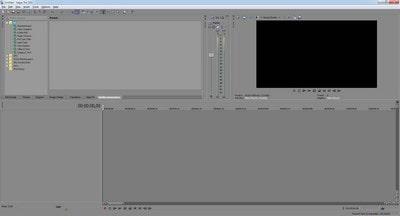 Видеомонтаж Sony Vegas